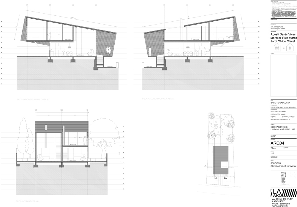 Two-houses-laarq-sections-barcelona